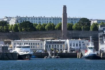 Réserver des vacances à Brest