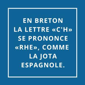 Explication textuelle pour prononcer la lettre c'h en breton