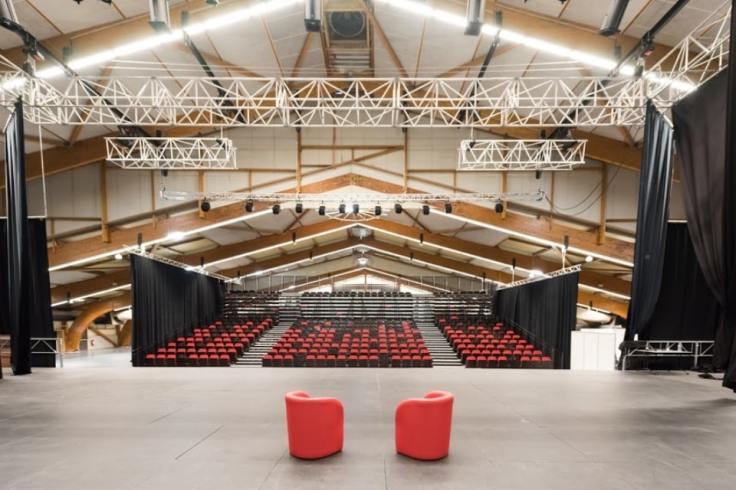 Salle de conférence au Pavillon de Quimper (29)