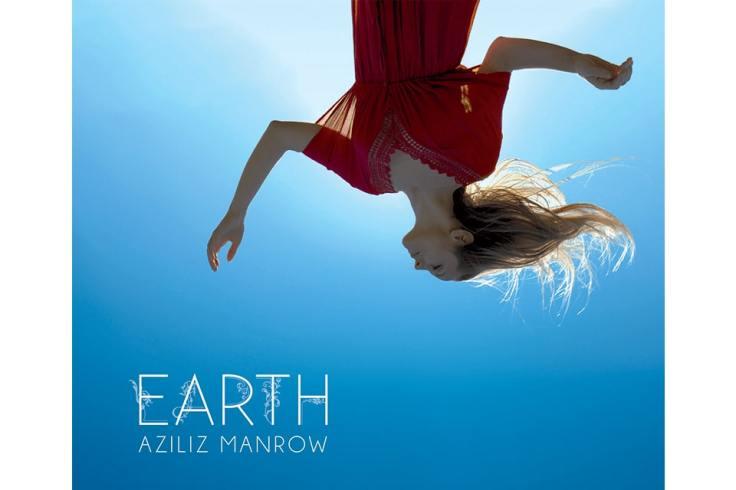 Couverture du nouvel album de Aziliz Manrow, Earth