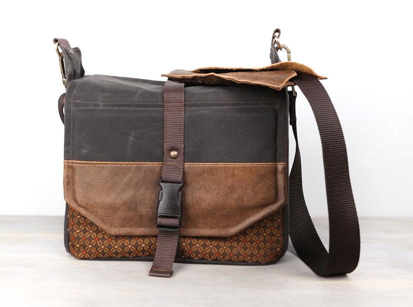 Handmade Travel Camera Bag Backpack Packable Camera Bag