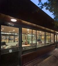 Storefront Exterior - Portella Steel Doors and Windows