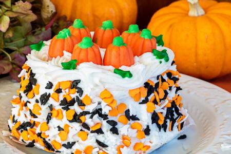 Comment faire un gâteau de butternut avec les enfants pour la semaine du goût?