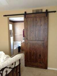 Sliding Barn Doors: Sliding Barn Doors Plans