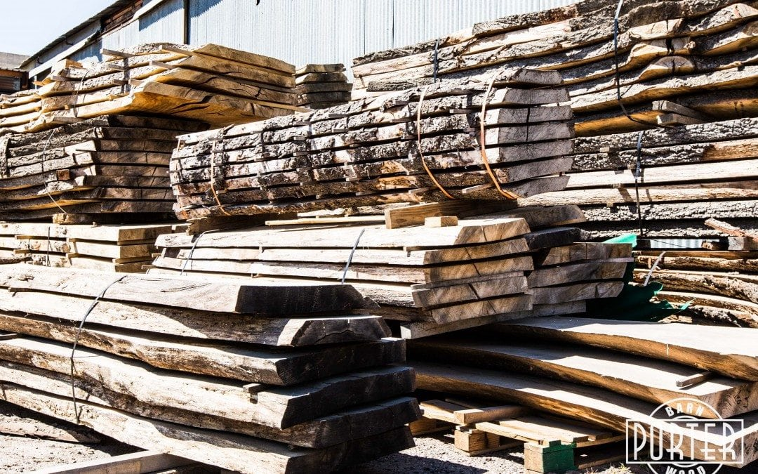 How To Plane Large Slabs Of Wood