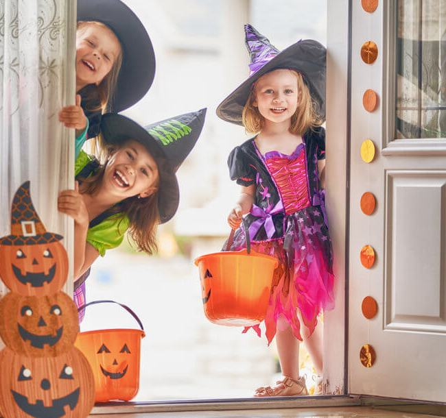 Halloweenfeestje budget