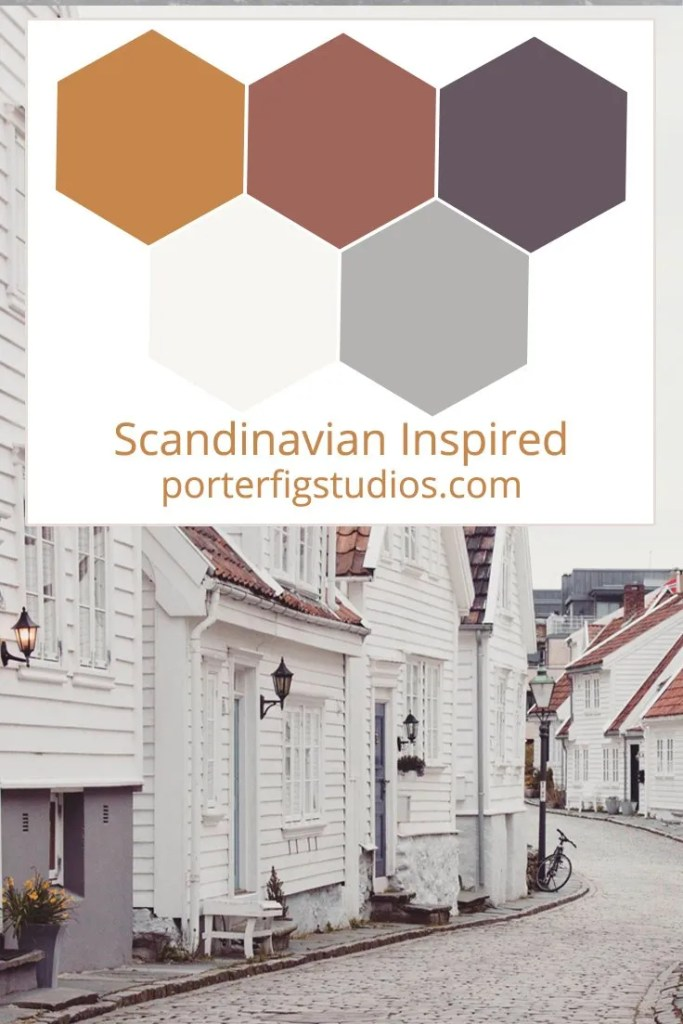 5 Best Scandinavian Inspired Color Palettes Porter Fig