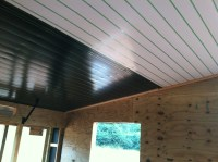New house Ceilings - Porter Insulation Products