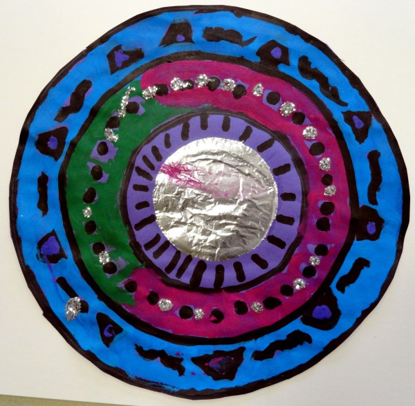 Mexican Folk Art Mirrors