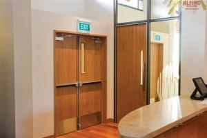 Επιλέξτε πυράντοχες πόρτες για πυροπροστασία και υψηλή αισθητική