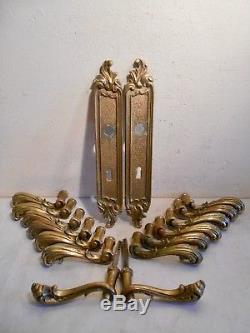 portes anciennes serrurerie