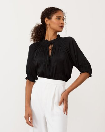 modern-citizen-gabrielle-ruched-sleeve-blouse-black-blouses-2_1024x1024