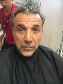 Old Age Makeup Mark DeCarlo