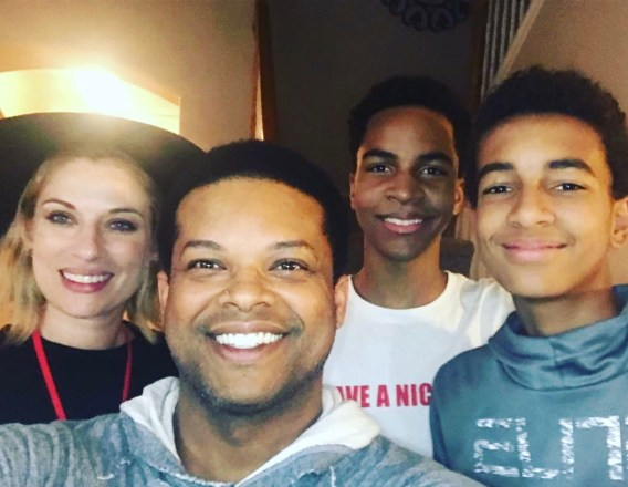 Tyree Brown-Parent Hood, Frozen, Criminal Minds and Terrell Ransom Jr.-Days of our Lives, A Chance in the World and Chicago P.D.