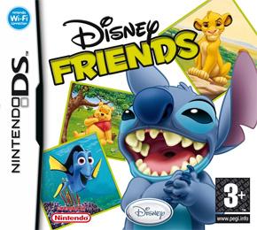 Disney Friends for the Nintendo DS