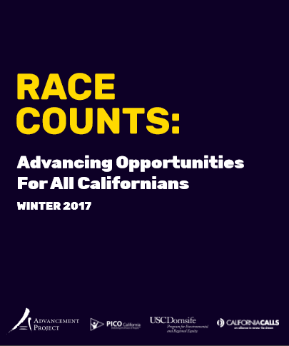 Race Counts Winter 2017 Cover