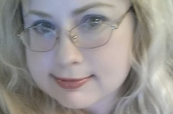 head profile of Kathleen West