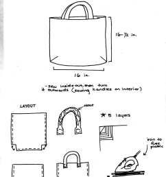 upcycled plastic bag [ 1323 x 1920 Pixel ]