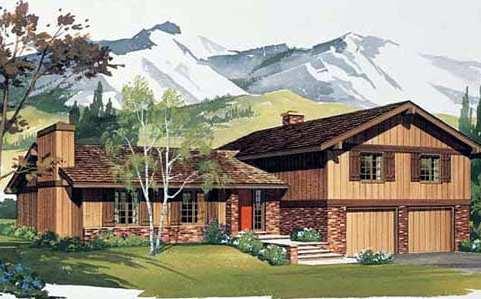 1970s house architecture, West Coast