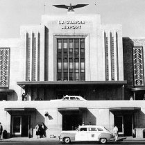 The terminal's official name became LaGuardia Airport in 1947.