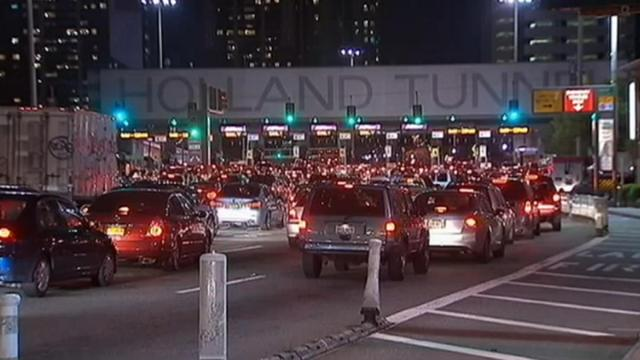 holland+tunnel+tolls