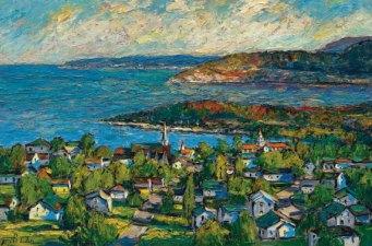 L'été au Fjord