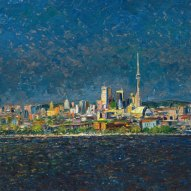 Sunlight On Toronto