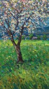Springtime At Sainte-Famille (1/2)