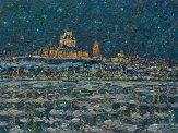 Nuit étoilée - 36x48