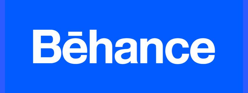 behance button
