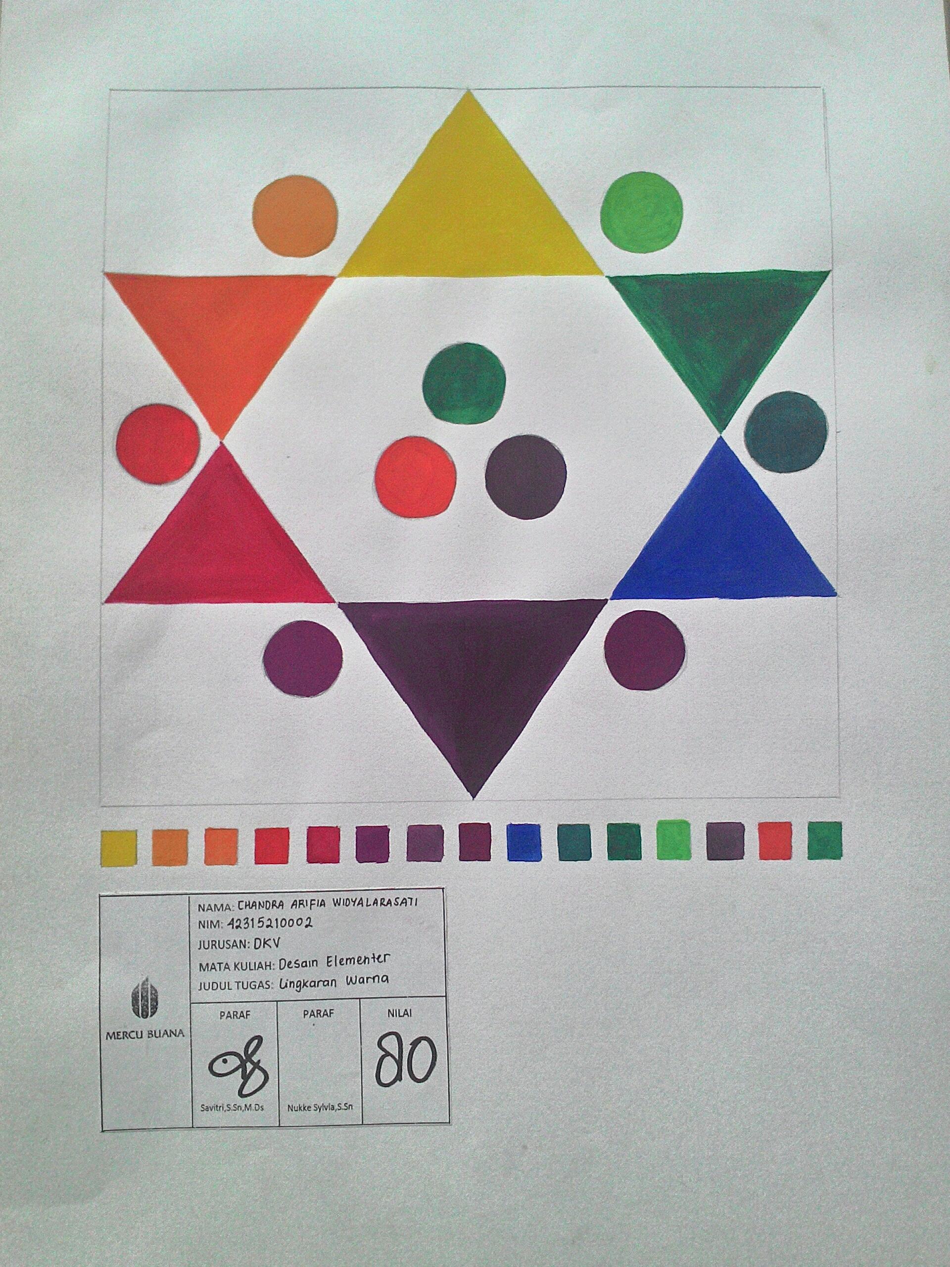Lingkaran Warna : lingkaran, warna, Lingkaran, Warna, Portfolio, Chandra