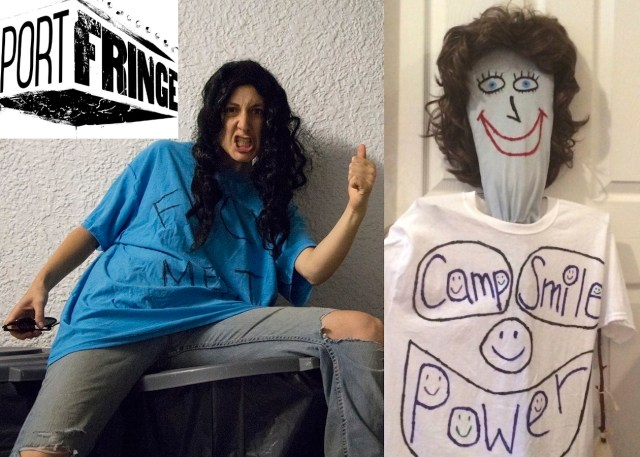 Camp Smile Power: Curing Anger One Smile at a Time