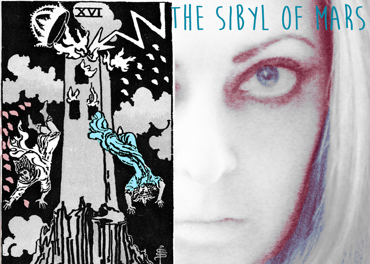 THE SIBYL OF MARS – PF18 Interview!