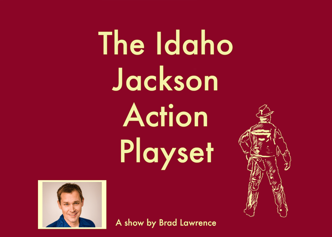 THE IDAHO JACKSON ACTION PLAYSET – PF18 Interview!