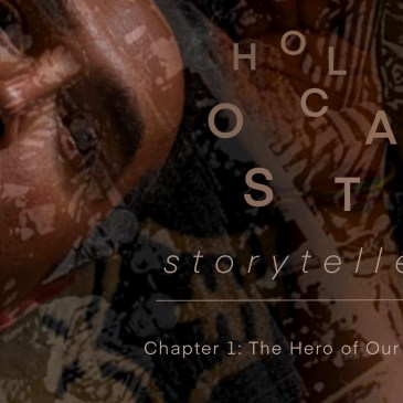 REVIEWS – Holocaust Storyteller – Chapter 1: The Hero of Our Story