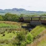 Ffestiniog Railway Leaving Tanygrisiau