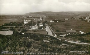 Postcard of Morfa Bychan (General View)
