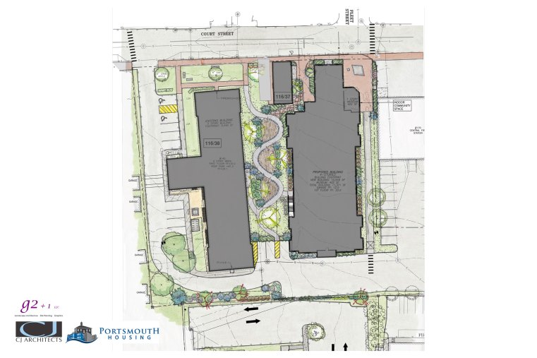PHA's Court Street Workforce Housing Project