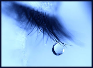 o lacrimă