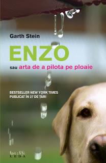 """Recenzie """"Arta de a goni prin ploaie"""" – Garth Stein"""