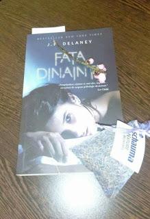 Fata dinainte - J.P. Delaney