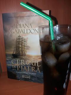 Cercul de piatră vol. 2 - Outlander #3 - Diana Gabaldon - Recenzie