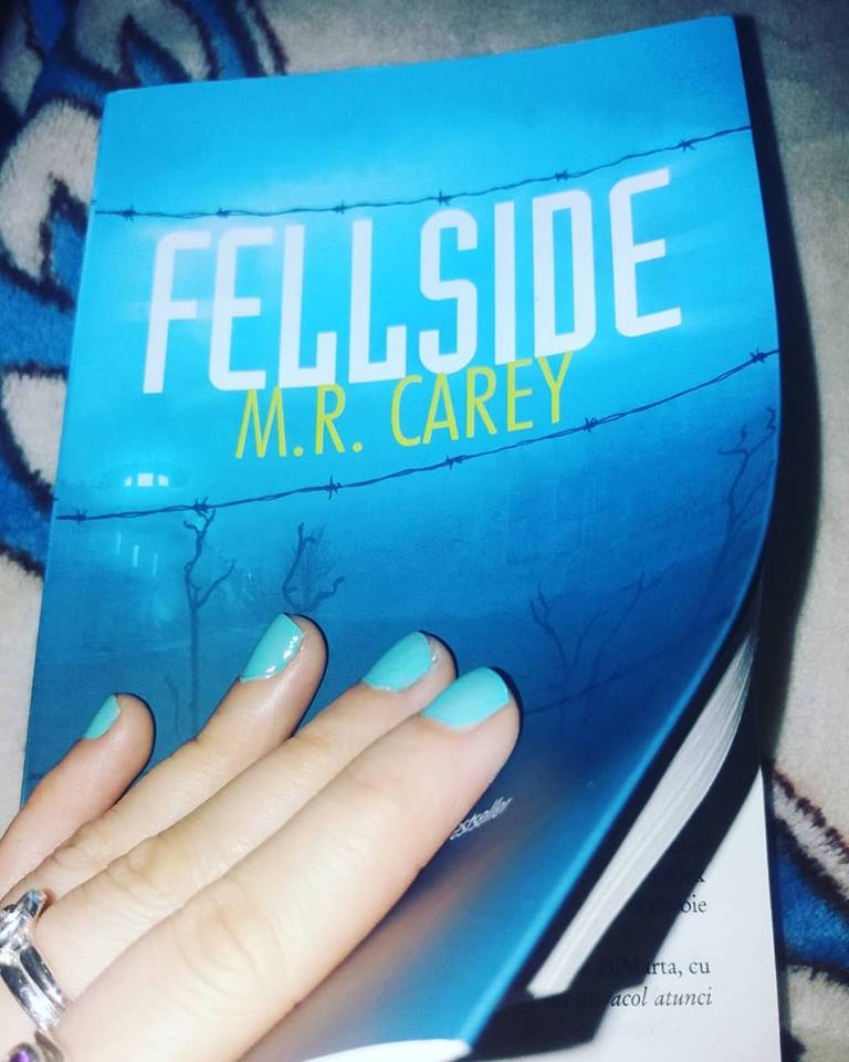 Fellside - M.R. Carey - thriller sau fantasy?