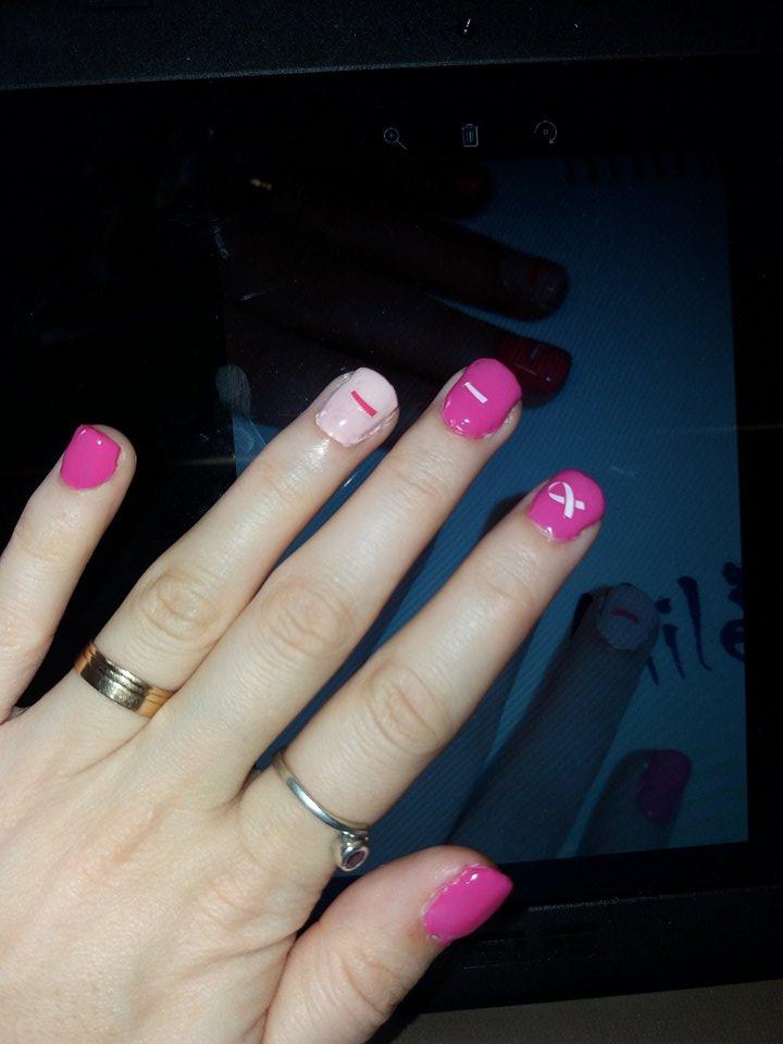 manichiura Pink Touch