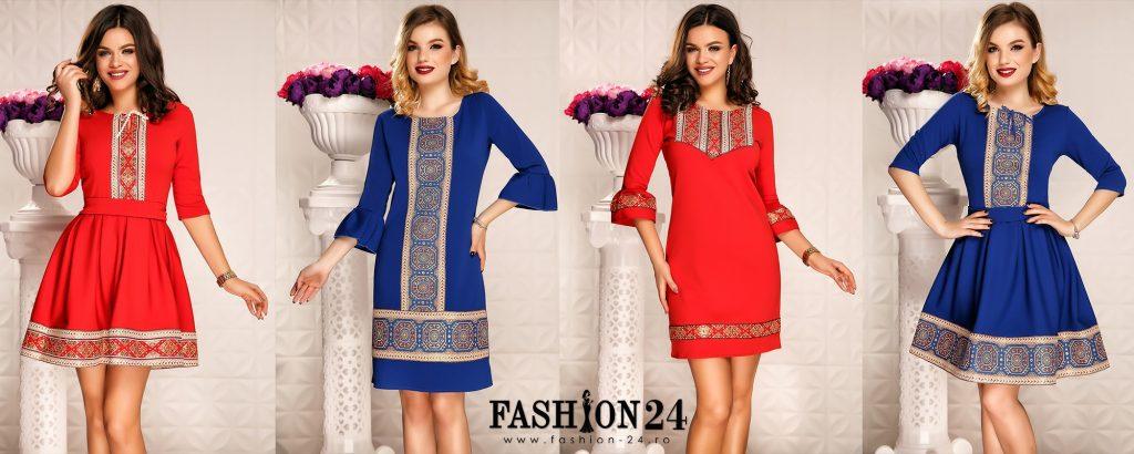 Fii o fashionistă cu rochiile de pe Fashion24!