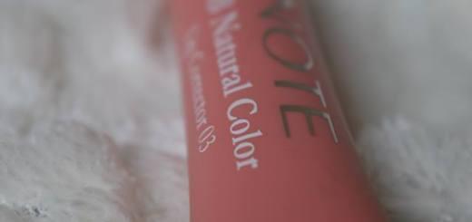 BB CORECTOR Note Cosmetics