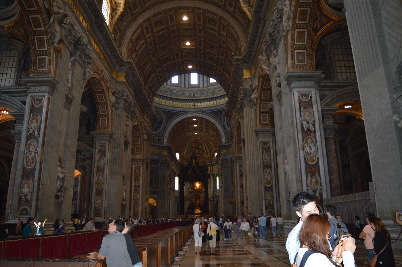 San Petro Roma