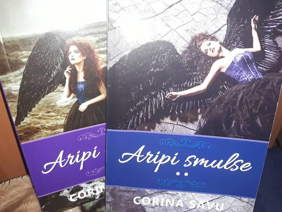 Aripi smulse - Corina Savu - Recenzie