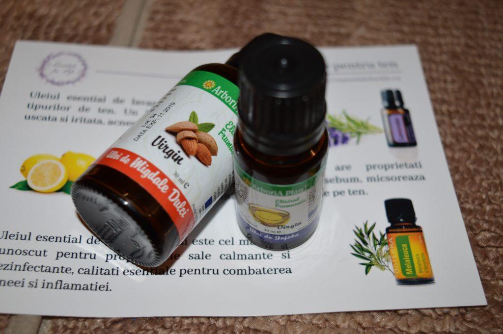 uleiuri esențiale