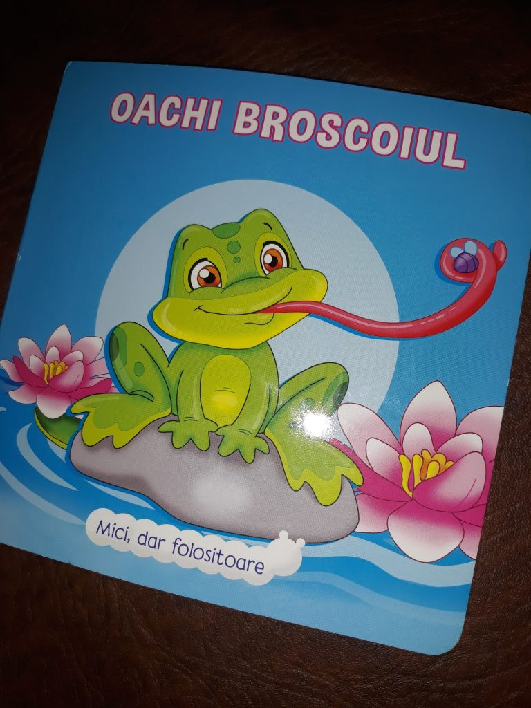 cărticele pentru copii